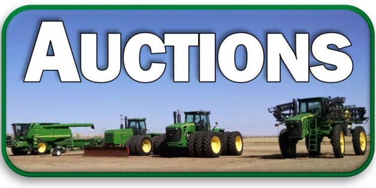 Auctions Button